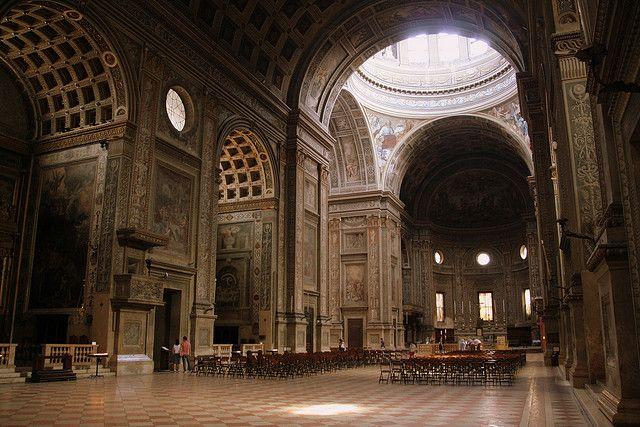 Sant'Andrea, Mantova - Leon Battista Alberti