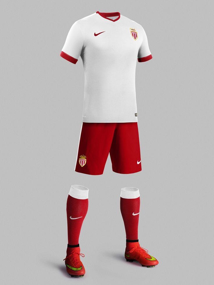 AS Monaco 2014-15 Nike Third