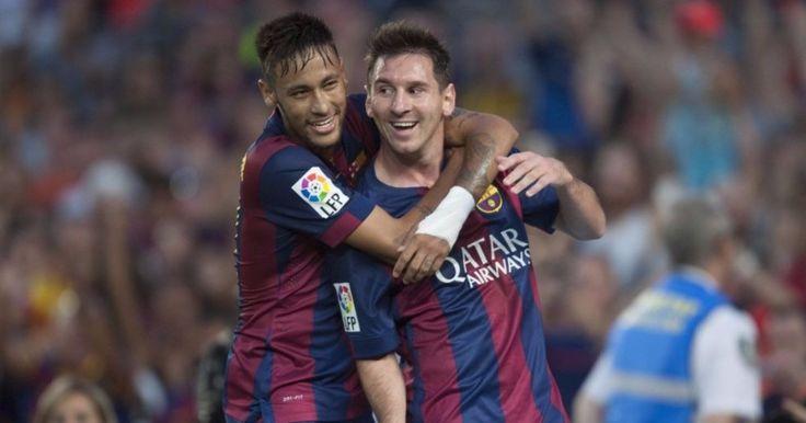 Messi se despide de Neymar con un emotivo mensaje (VIDEO) #Deporte #Barcelona #despedida #futbolistas #LionelMessi