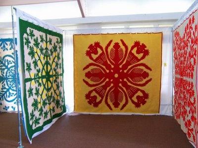109 best Hawaiian (quilts, etc.) images on Pinterest | 3/4 beds ... : hawaiian quilts kauai - Adamdwight.com