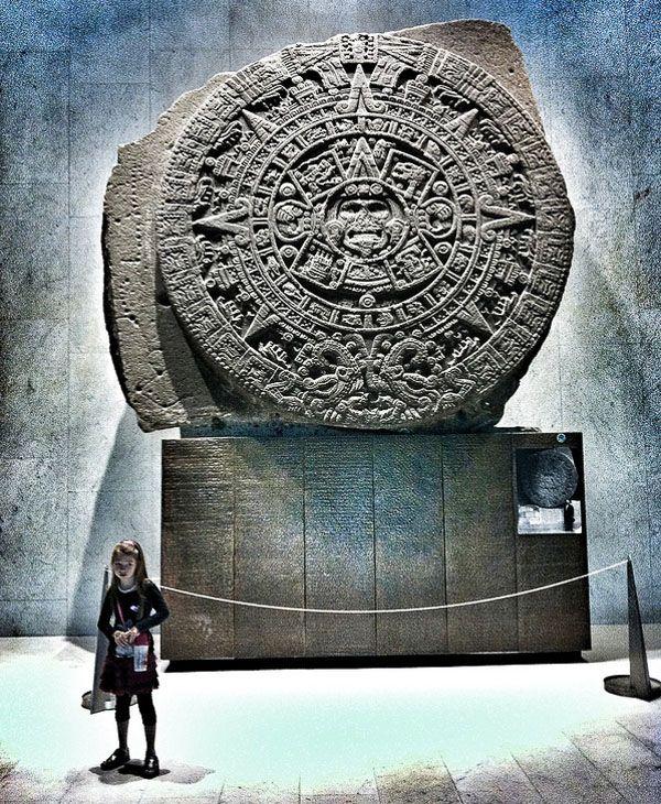 El Museo Nacional de Antropología destaca con una colección amplia y bien presentada entre los museos antropológicos del mundo.