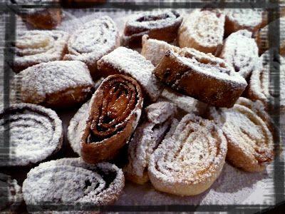 POTS & PANS: Sempre in tema di Carnevale: le tagliatelle dolci!!