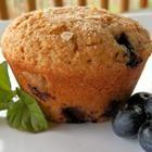 Whole Wheat Blueberry Muffins Recipe: Volkoren Muffins, Muffins, Cookies Muffins, Cupcake, Blueberries Muffins, Met Bosbessen, Blueberry Muffins Delicious, Gezondere Muffins