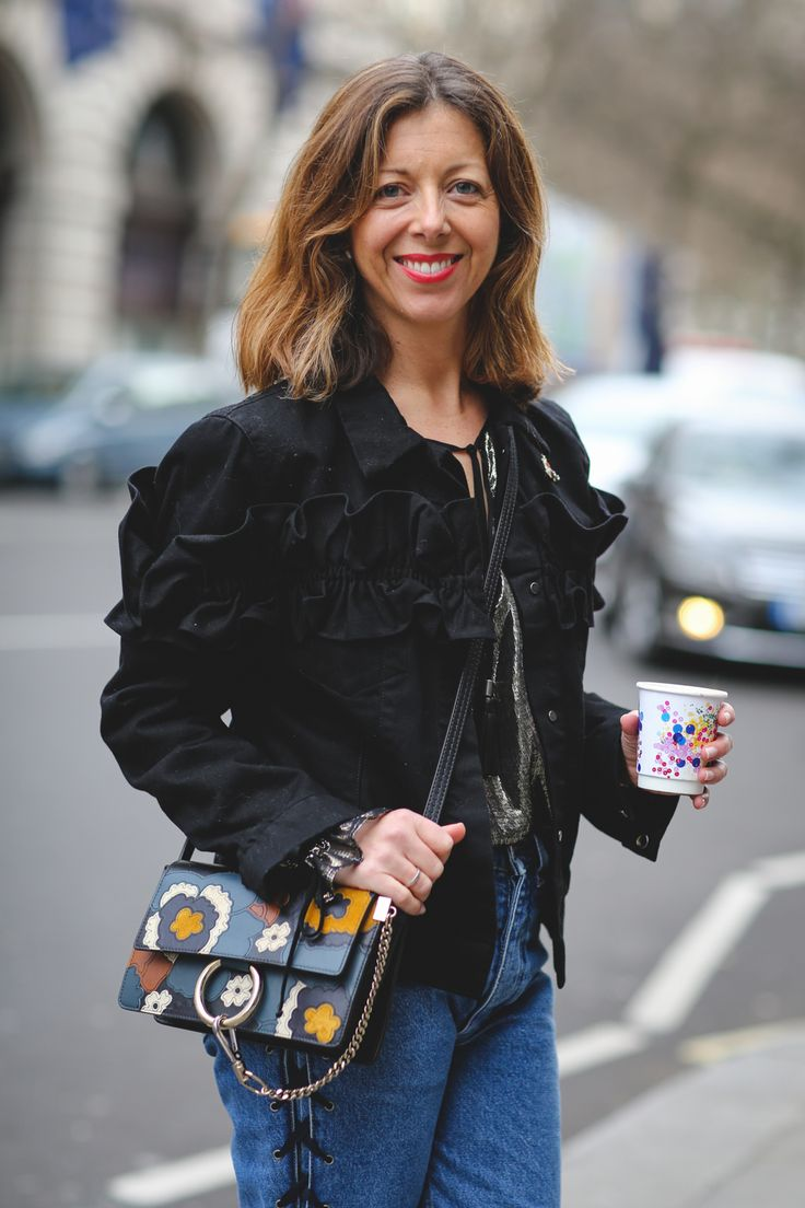 ELLE's Executive Fashion Director Kirsty Dale
