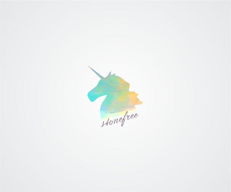 watercolor unicorn logo contest