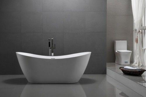 BERNSTEIN VIENA freistehend #Badewanne #Wanne mit #Siphon 180x80x72cm   #Badewanne #Waschschale #Waschtisch #Waschplatz #Badezimmer #Wanne