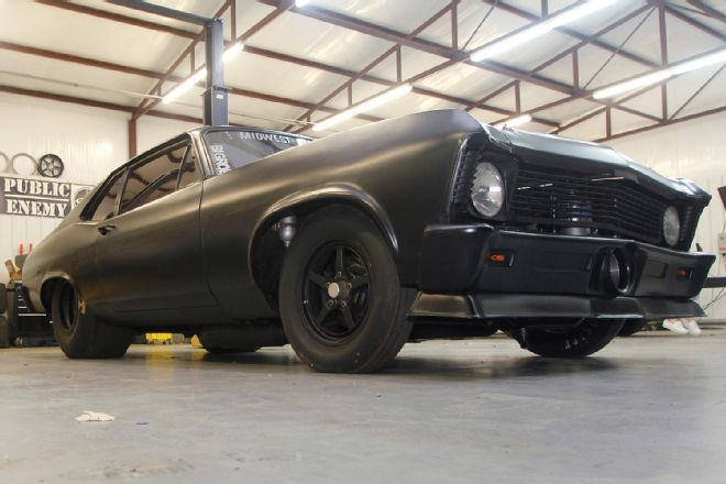 "1969 Chevy ""Murder"" Nova"