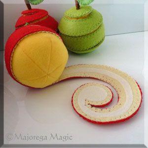 Peeled Apple, Japanese product