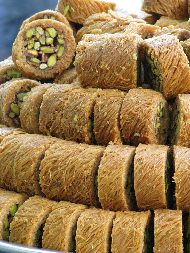 Traditional Turkish Sweet / Istanbul,Turkey