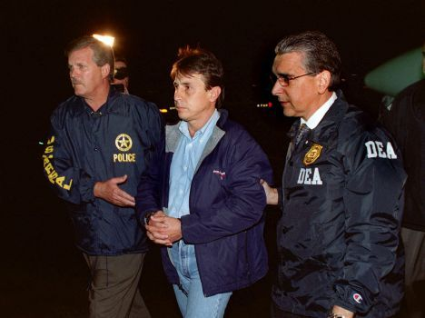 Fabio Ochoa: $6 billionFabio, the brother of Juan David Ochoa and Jorge Luis Ochoa, is currently serving a 30-year sentence in a U.S. federal prison. Photo: AP Photo / DRUG ENFORCEMENT ADMINISTRATION