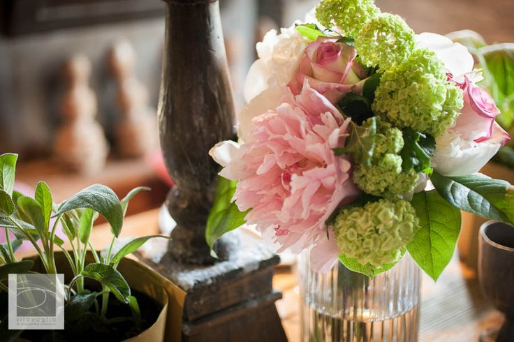 Francesca & Dario -flowers
