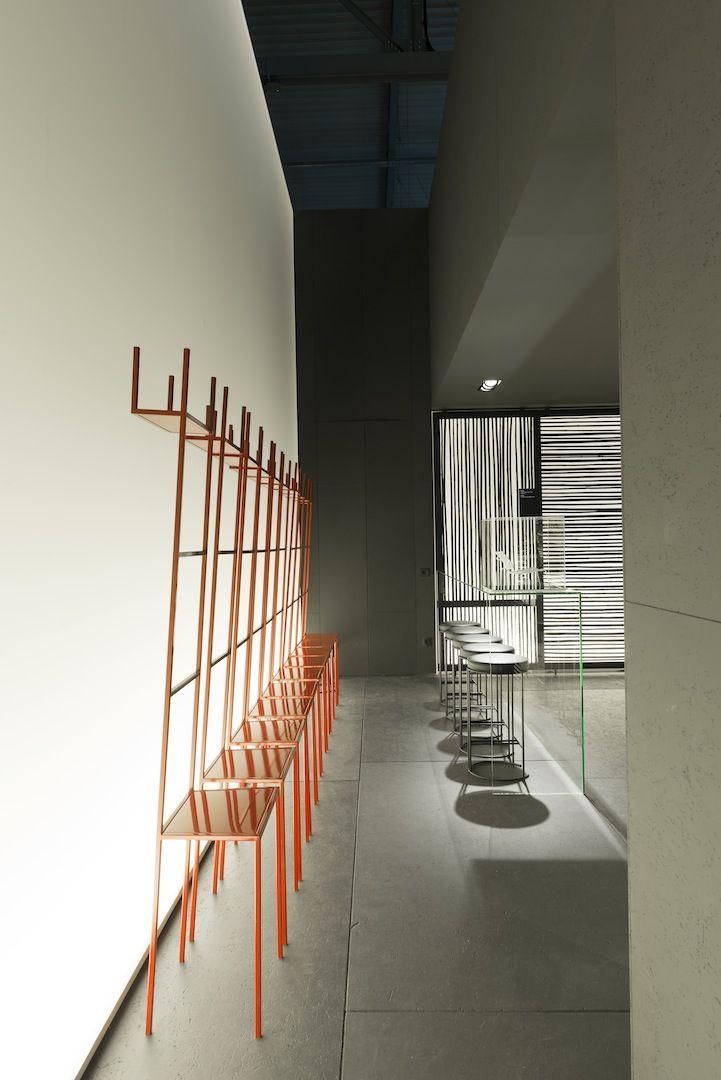 Mate design (a+b) dominoni,quaquaro , Nina stool design David Lopez Quincoces