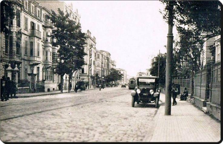Halaskargazi Caddesi