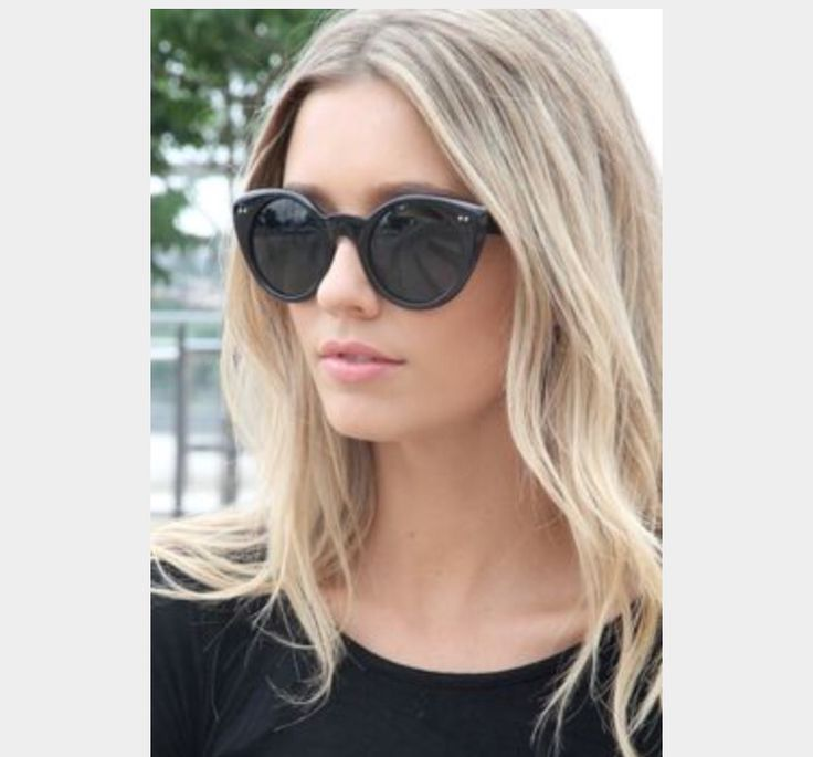 19 Best Cool Blondes Images On Pinterest Hair Color