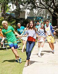 Disney-stjerner − DC Fanzone − Disney Channel Norge