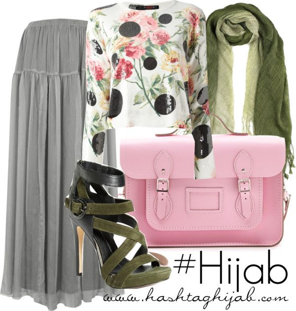Hashtag Hijab Outfit #297