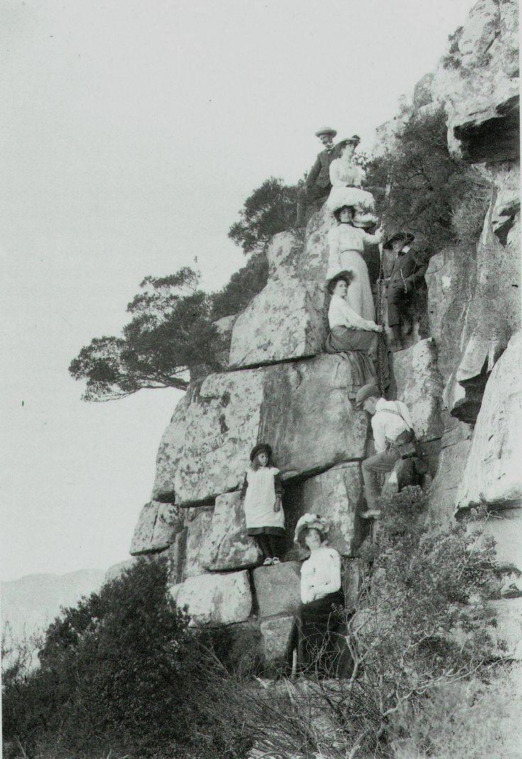 Lions Head, Cape Town 1800's