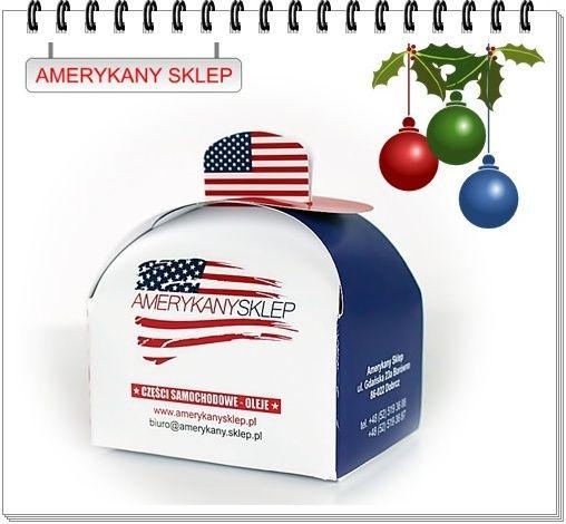 Preparations for Christmas in AmerykanySklep