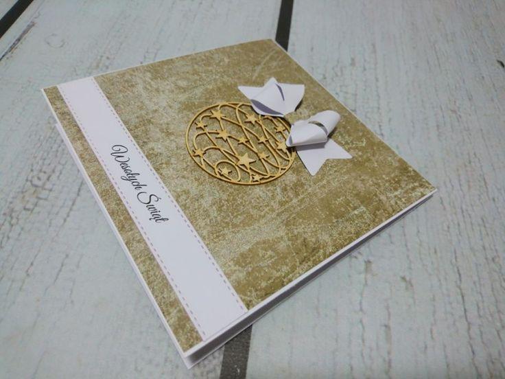 Kartka bożonarodzeniowa #004
