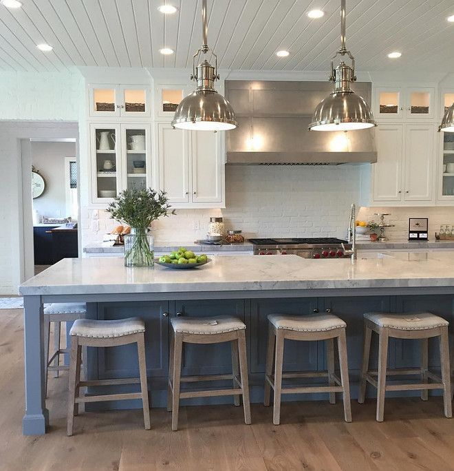 Farmhouse Kitchen Island With Seating: Best 20+ Shiplap Ceiling Ideas On Pinterest
