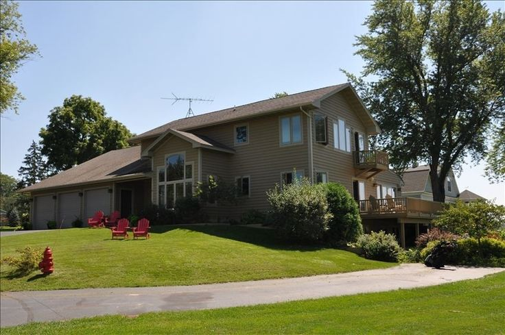 House vacation rental in Green Lake from VRBO.com! #vacation #rental #travel #vrbo