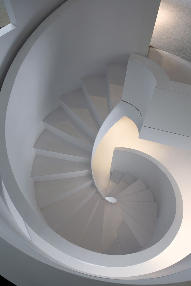 Best 25 spiral stair ideas on pinterest modern stairs for Fabrication escalier beton interieur