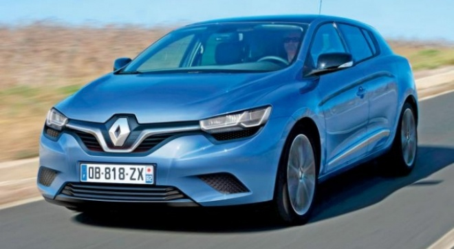 supposed new look of future renault megane