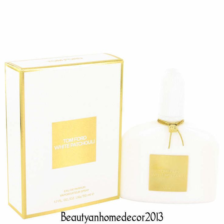 White Patchouli Perfume by Tom Ford 1.7 oz EDP Spray for Women New in Box #TomFord