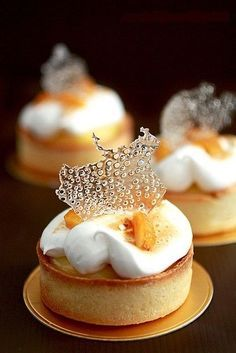 Meyer Lemon Tart - Pierre Hermé