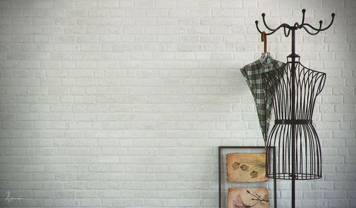 white on white industrial room - Google Search