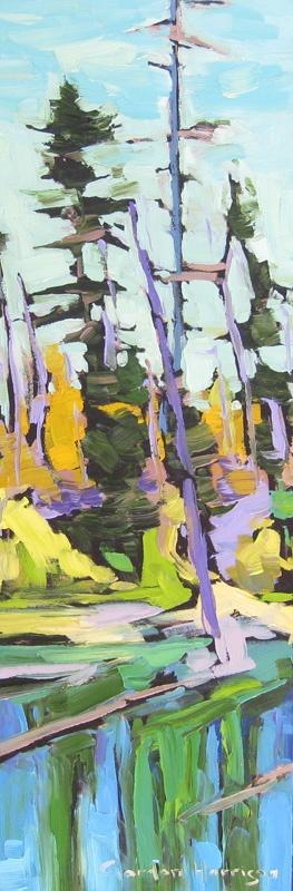Perth Picture Framing Gallery / Ontario Artists / Gordon Harrison / Stewart Park Festival / Festival of the Maples / Garlic Festival