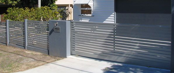 25+ Best Ideas About Metal Driveway Gates On Pinterest