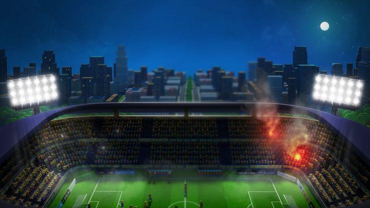 Centro de Controle - Online Soccer Manager