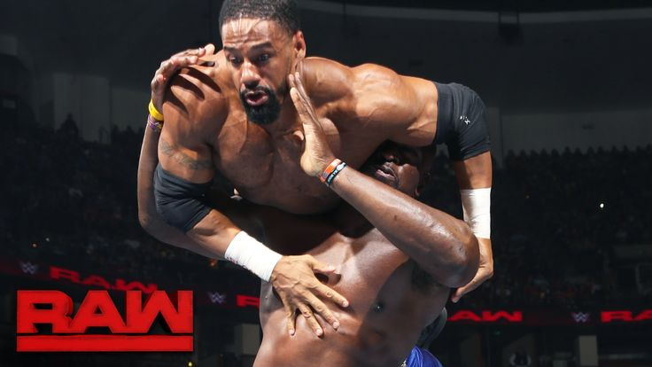 Darren Young vs. Titus O'Neil: Raw, Aug. 8, 2016 - http://www.truesportsfan.com/darren-young-vs-titus-oneil-raw-aug-8-2016/