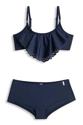 Esprit / Bandeau-bikinit ja shortsit