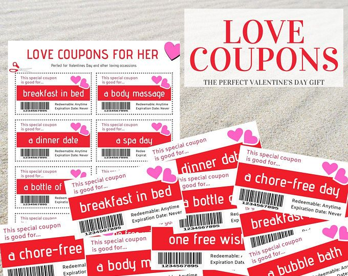Happy Couple Love Coupons Romance Printable Love Vouchers Etsy Love Coupons Valentines Card For Husband Love Coupons For Her