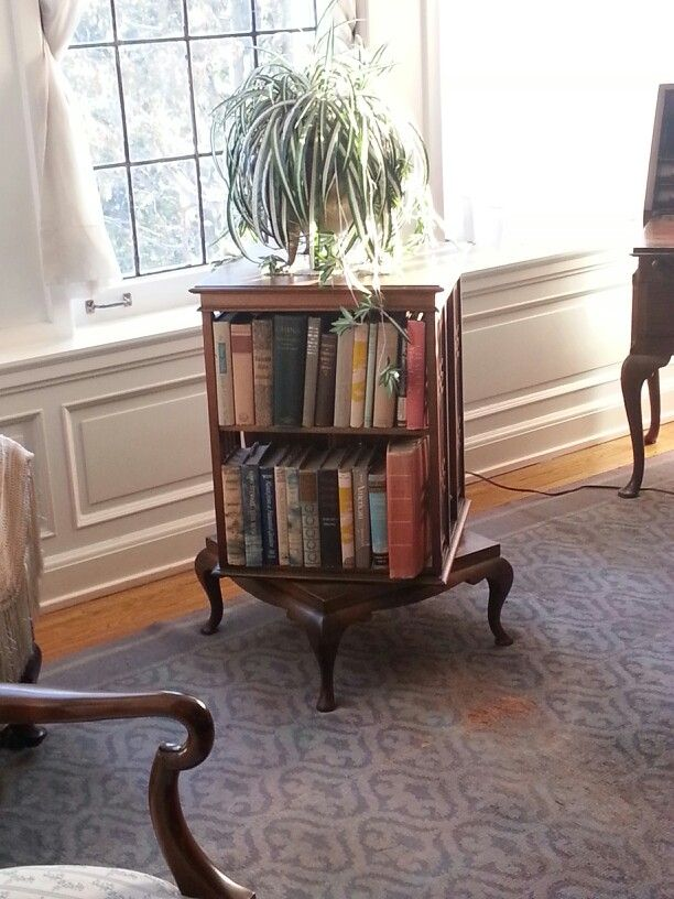 Loved This Little Revolving Bookcase At The Glensheen Mansion Yesterday.