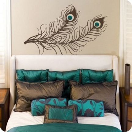 best 25 peacock bedroom ideas on peacock