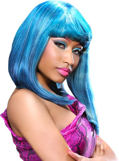 Nicki Blue Nude Photos 8