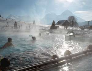 Une image de Swiss Holiday Park - Morschach