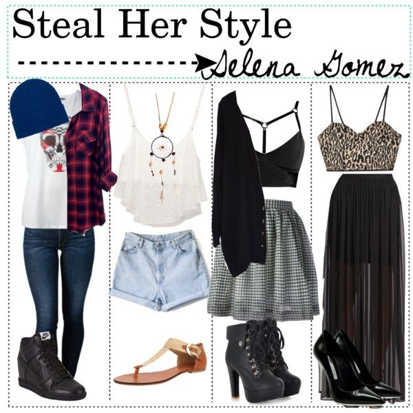 Steal Her Style: Steal Her Style: Selena Gomez