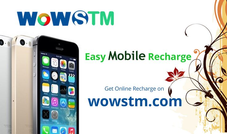 Wowstm !! It is just simple, faster, instantaneous and hassle free than other recharging options. #onlinerecharge, #onlineeasyrecharge, #onlineportal. #rechargeonline, #phonerecharge