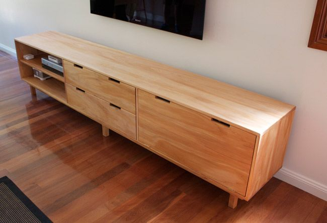 Plywood Tv Stand Designs : Danish oil on plywood google search design furniture