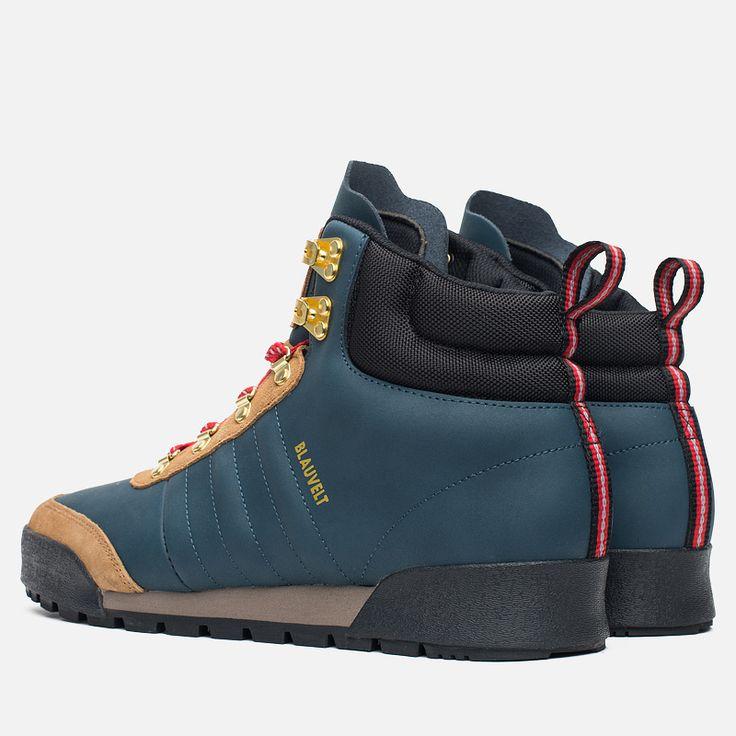 Мужские ботинки adidas Originals Jake 2.0 Navy/Brown/Black D69730