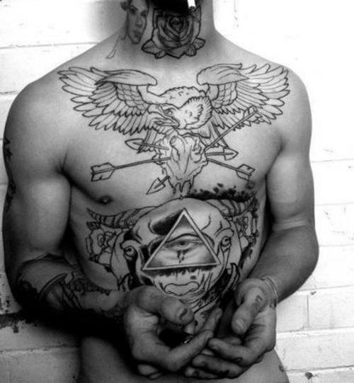 Top 144 Chest Tattoos For Men: 22 Best Small Chest Tattoos For Men Images On Pinterest