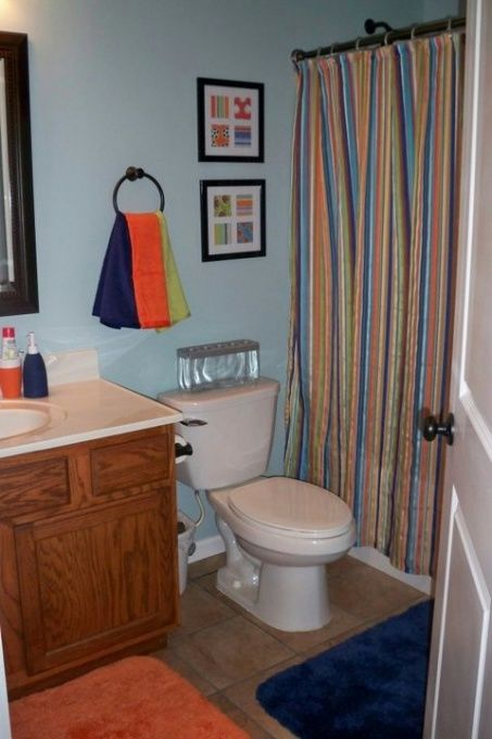 Little Boys Bathroom Themes Little Boy Bathroom Idea Pinterest