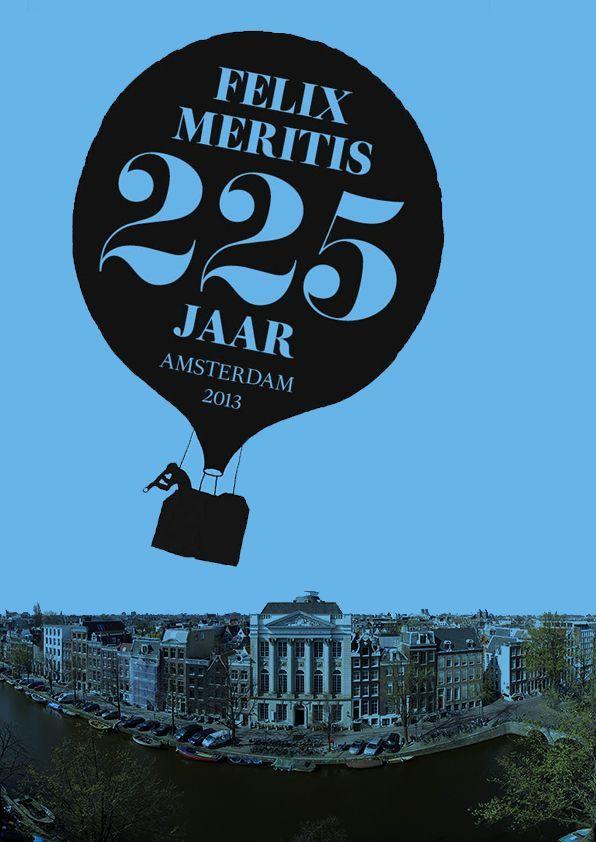 #225jaar Felix Meritis