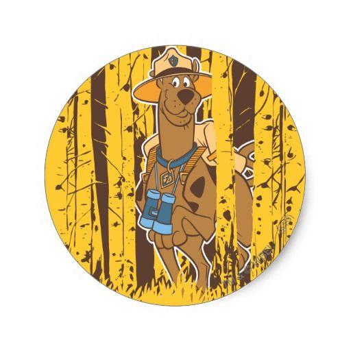 Scooby Doo Ranger3 #sticker