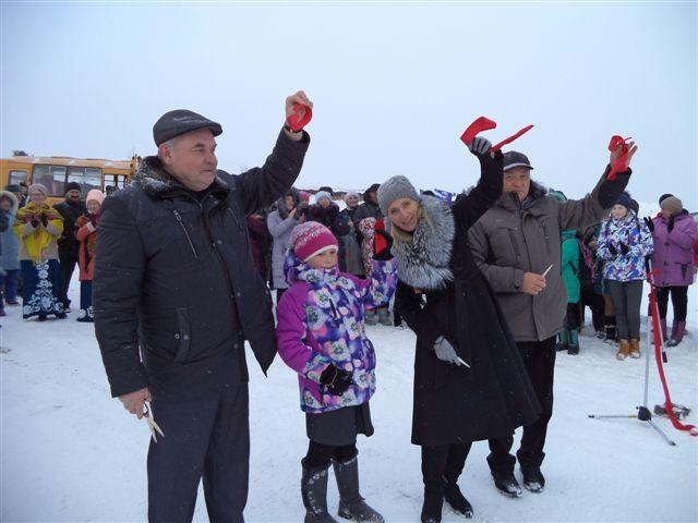 Торжественное открытие автомобильных дорог состоялось в Можгинском районе