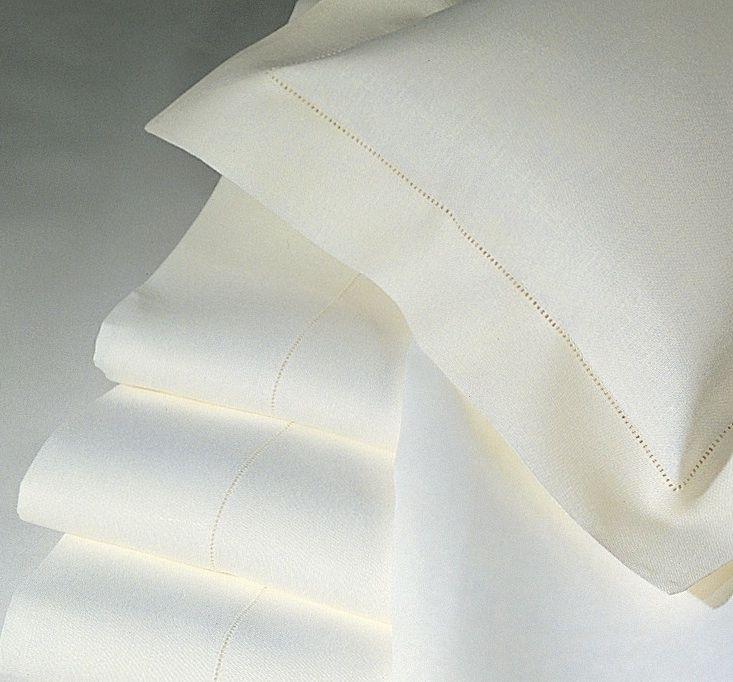 Italian linen bedding by SFERRA
